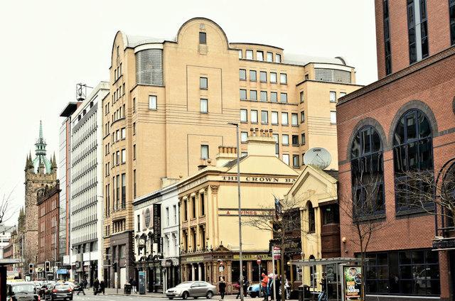 Nos 32-36 Gt Victoria Street, Belfast - March 2019(1)