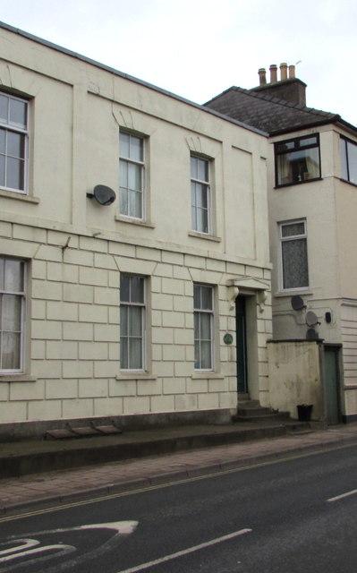 Old Bank House, 21 High Street, Lydney