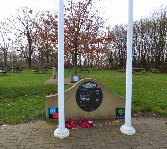 Army Medical Services Monument at Hartshead Services