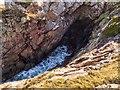 NG8996 : Sea Cave Mellon Udrigle by valenta