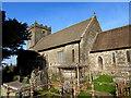 ST1089 : Grade II listed Parish Church of St Ilan, Eglwysilan by Jaggery