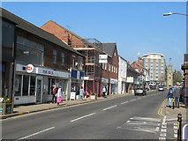 SP2871 : Warwick Road Kenilworth by Roy Hughes