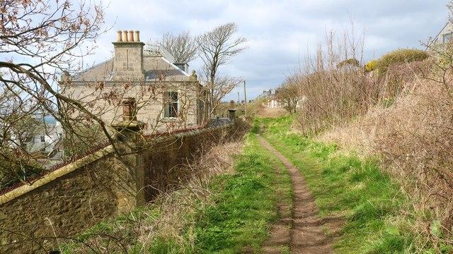 Fife Coastal Path, Lower Largo