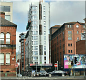 J3474 : Nos 14-18 Montgomery Street, Belfast - March 2019(5) by Albert Bridge