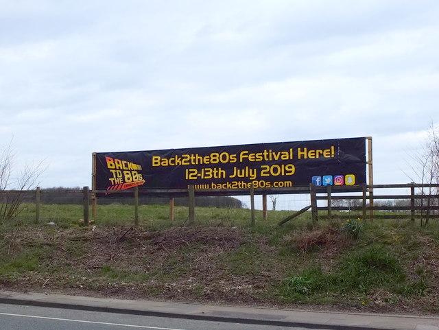 Back2the80s Festival