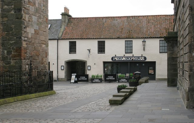 Pizza Express Richard Sutcliffe Geograph Britain And