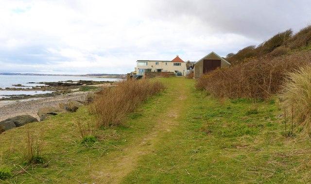 Not the Fife Coastal Path! by Bill Kasman