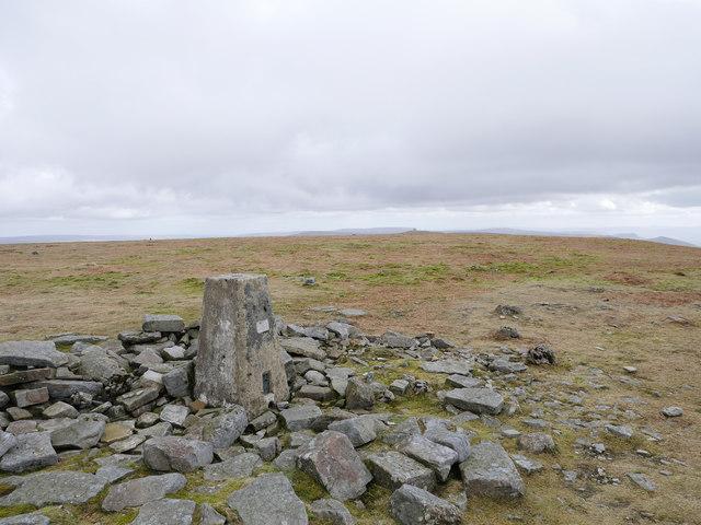 Barren plateau of Cross Fell