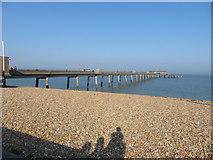 TR3752 : Deal pier by Gareth James