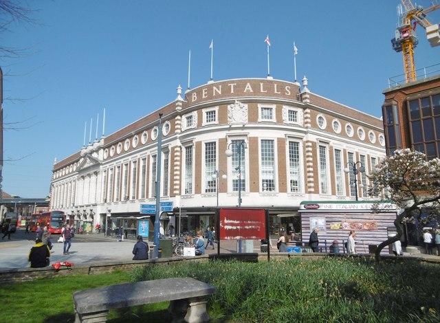 Kingston upon Thames, Bentalls