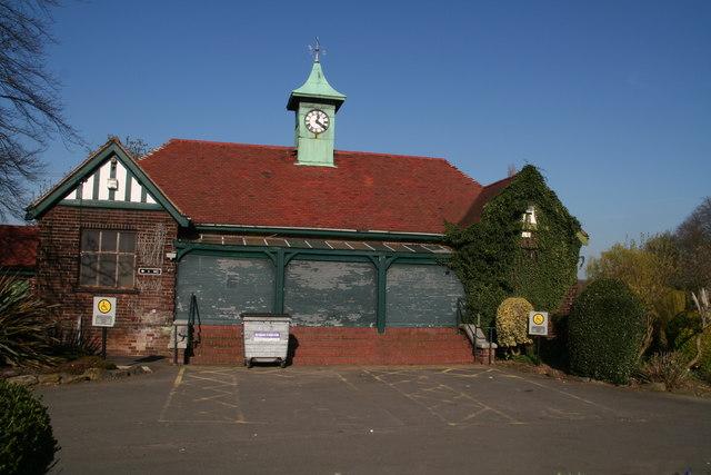 0a48527a6 Pavilion at Vale Head Park