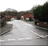ST2896 : Greenfield Close, Five Locks, Cwmbran by Jaggery