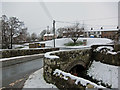 NY6132 : Bridge over Skirwith Beck by Richard Dorrell