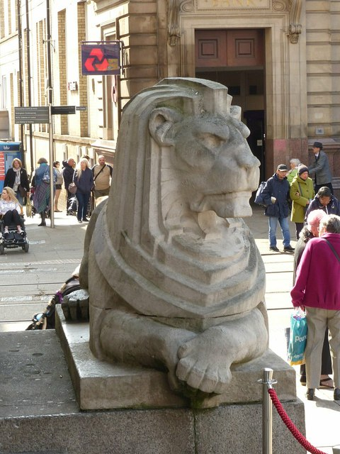 Council House Lion