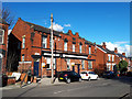 SE2935 : Building on Hartley Avenue by Stephen Craven