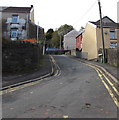 SS9991 : Up Pleasant Road, Penygraig by Jaggery