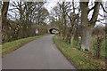 SK1783 : Rail bridge on Aston Lane by Ian S