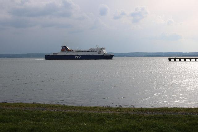 P&O Ferry, Loch Ryan