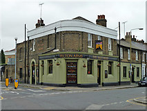 TQ3978 : The Pelton Arms, Greenwich by Robin Webster