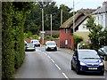 SX9886 : Exmouth Road, Exton by David Dixon