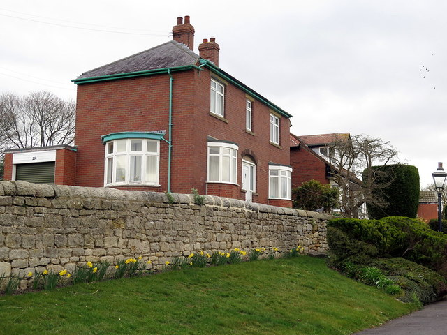 House on Heddon Banks, Heddon on the Wall