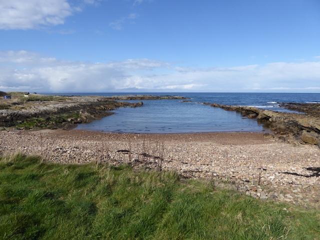 Fife Ness Harbour