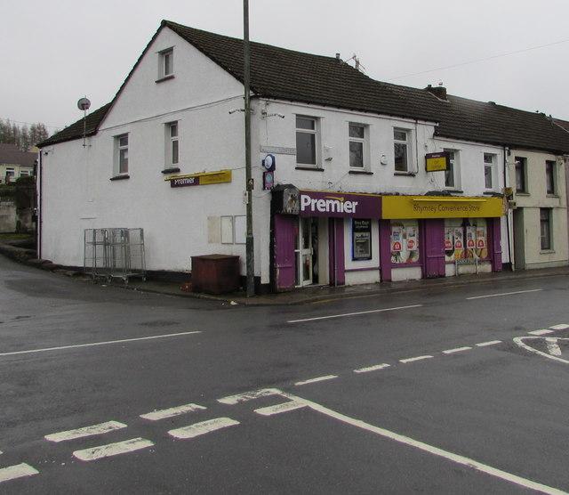 Rhymney Convenience Store, Church Street, Rhymney