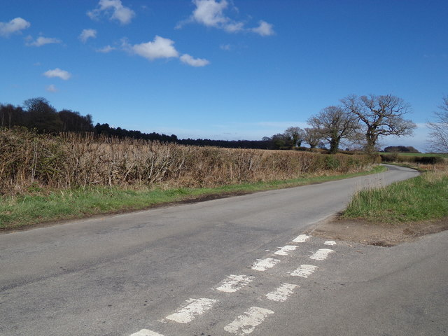 Browston Lane., Ashby