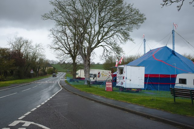 The Ticket Booth at the Circus