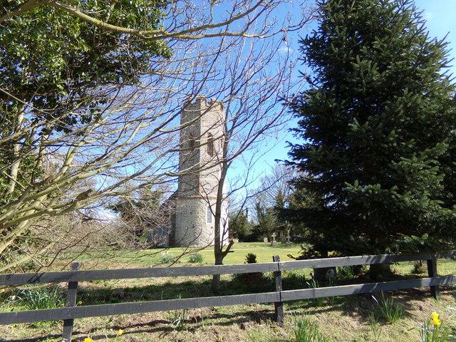 St.Mary's Church, Ashby
