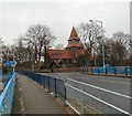 SJ9395 : St Anne's Church by Gerald England