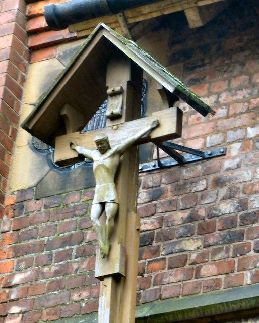 St Anne's Crucifix