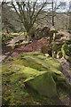 SE3153 : Hookstone Quarries by Derek Harper