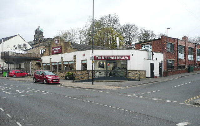 The Wetherby Whaler, Lowtown, Pudsey