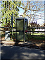 TM4699 : Telephone Box off the B1074 Herringfleet Road by Adrian Cable