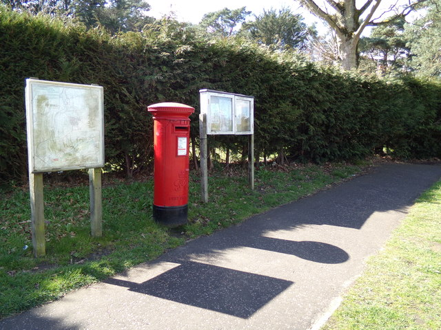 St. Olaves Post Office George VI Postbox