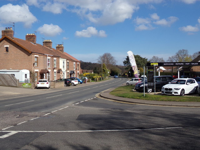 A143 Beccles Road, St. Olaves