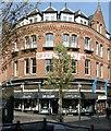 SK5739 : Heathcote Buildings, Goose Gate, Nottingham by Alan Murray-Rust