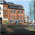 SK5739 : 23 & 23A Barker Gate, Nottingham by Alan Murray-Rust