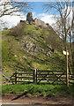 SY9582 : Corfe Castle by Derek Harper