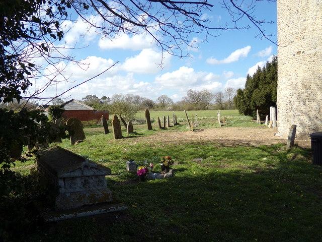 St. Margaret's Churchyard