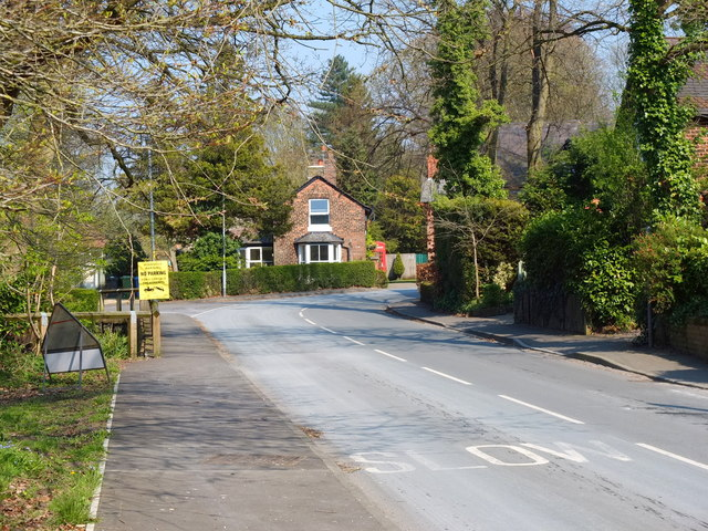 Thelwall New Road