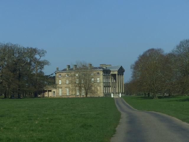 Attingjam Park Mansion