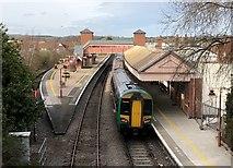 SP1955 : Stratford-Upon-Avon Railway Station by David Robinson