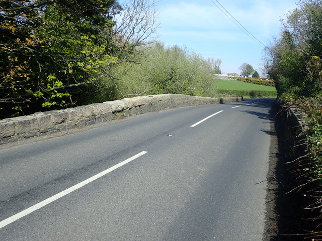 Bailey's Bridge on the Ballyhafry Road
