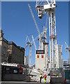 NT2574 : Edinburgh St James by M J Richardson