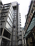 TQ3381 : Lloyds building by Robin Webster