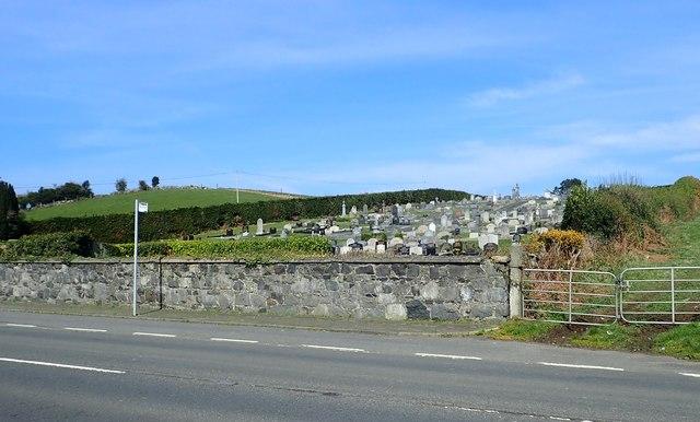 Drumee Cemetery, Drumee TD