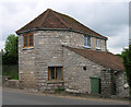 ST4837 : Old Toll House, Street by Alan Rosevear