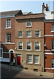 SK5639 : 66 St James's Street, Nottingham by Alan Murray-Rust